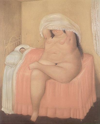 Botero - 1969 Amantes