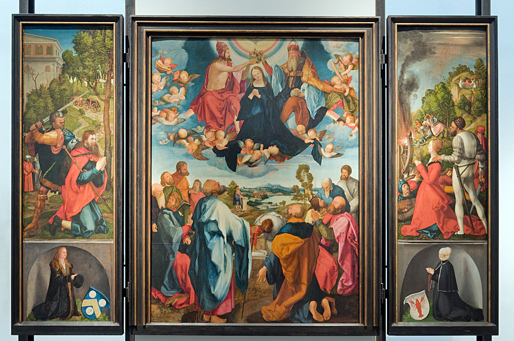 Durero - 1509 Heller Altar