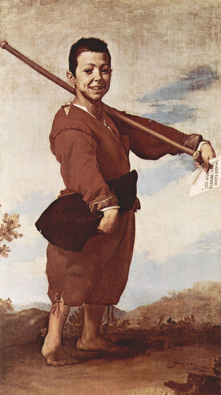 El Españoleto - 1642 El pie varo