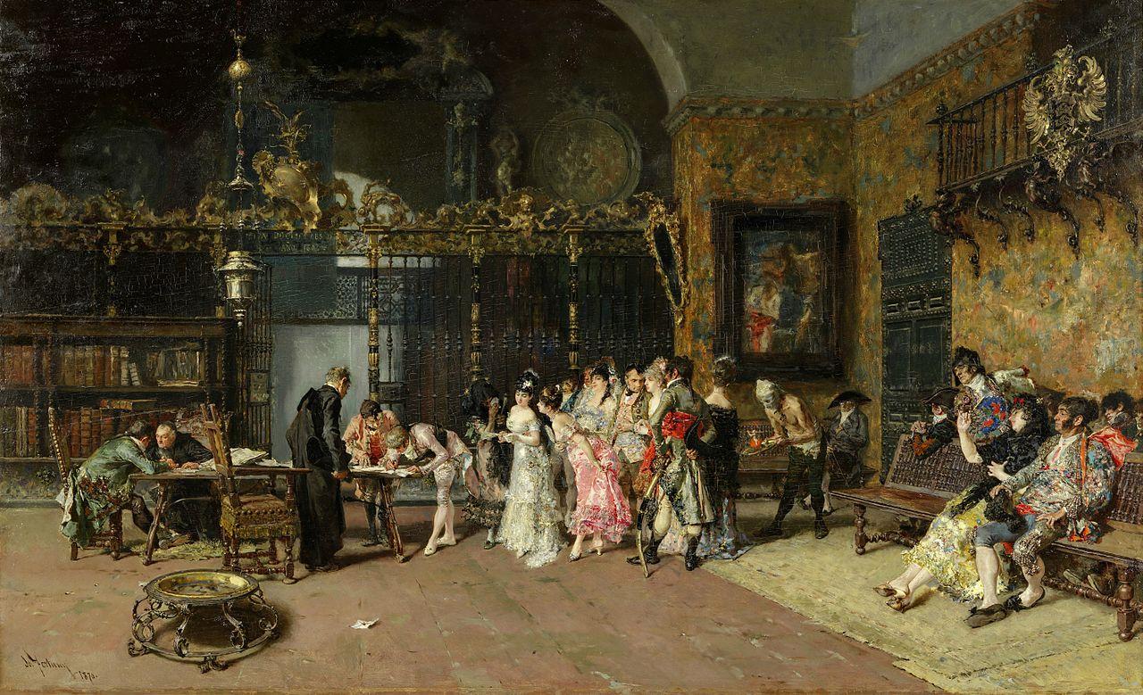 Fortuny - 1870 La vicaría