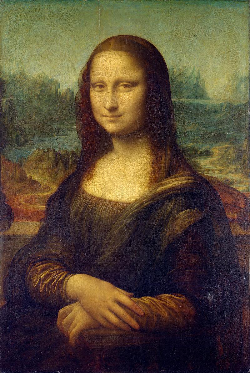 Leonardo - 1503-1506 La Gioconda
