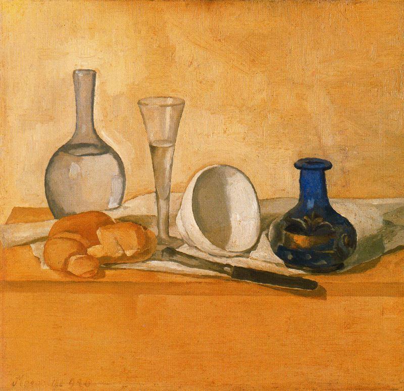 Morandi - 1920 Bodegón