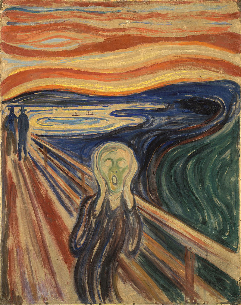 Munch - 1893 El grito