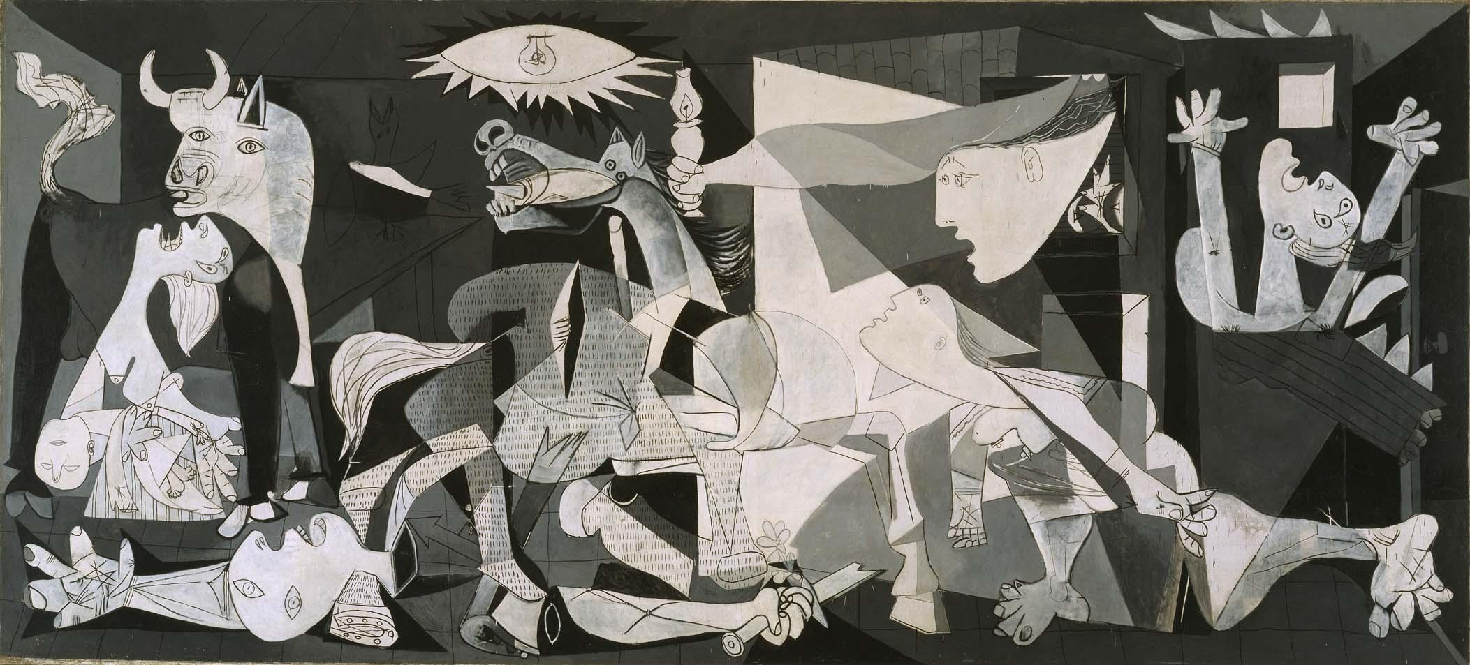 Picasso - 1937 Guernica