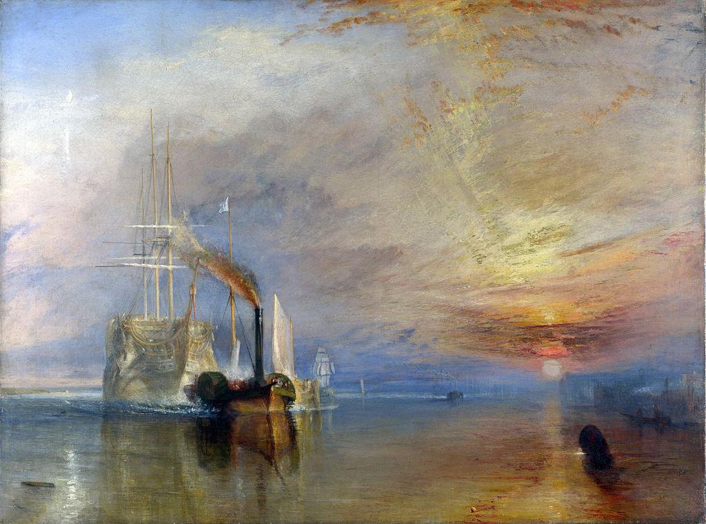 Turner - 1839 El temerario